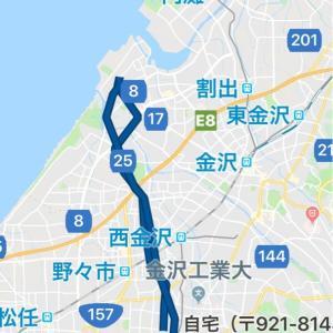 かなざわおふろ旅八周目 第十七湯 金石荘 9/23月