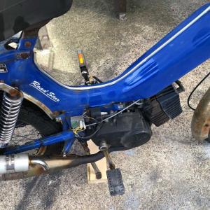 TOMOSのエンジンがかからない 殆どキャブの掃除でなおる?