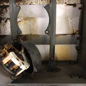 台所の換気扇修理