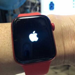 私のApple Watchの今