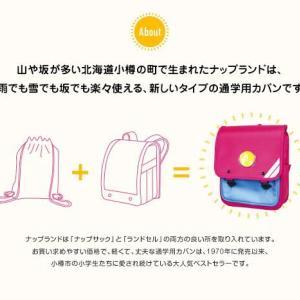 【画像】小樽の小学生はランドセルではなくこれを使うらしい・・・・6500円だと!? 何回か壊しても安いやん!
