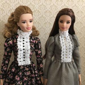 女子服作り