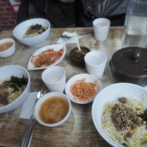東大門の朝食!お一人様にお勧めなトンムンシクタン♪