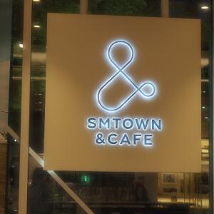 お肉の後は...SMTOWN&CAFEに♪