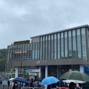 新駅舎の原宿駅初めて行ってみました♪