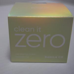 バニラコのCLEAN IT ZEROに新商品なのかな...