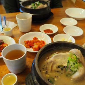 韓国では指折りの超有名店!土俗村で参鶏湯♪