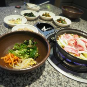東大門の朝ご飯!がっつりだけどメッチャ美味しかった♪