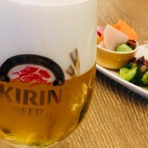 部活後のビール