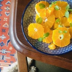 ミントオレンジ