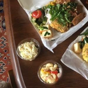 ベトナムカフェのお弁当