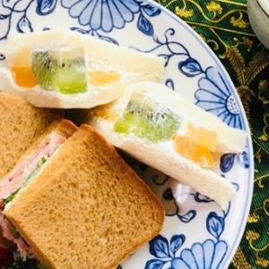 サンドイッチ・プレート