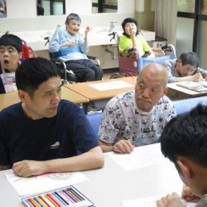 7/27 日中活動