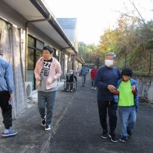 11/27 散歩