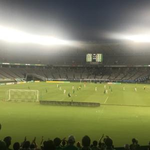 東京ヴェルディー町田ゼルビアの試合を観に行きました。