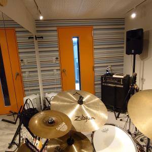 ドラム防音訪問記‼️バスドラムに防振材置いたらエライ事に‼️