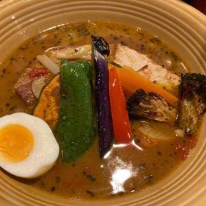 スープカレー ouchi でランチ