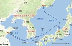 極東レース 富山―青島