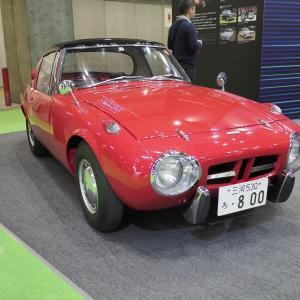 東京モーターショーで車とコンパニオンさんを撮る 3