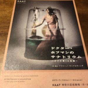 「ドクター・ホフマンのサナトリウム~カフカの第4の長編~」作・演出:ケラリーノ・サンドロヴィッチ(@KAAT神奈川芸術劇場 ホール)