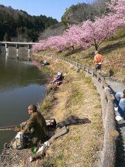 予定外の釣行で望外の結果@増沢池