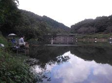 放流協賛増沢池ヘラブナ釣り大会-午前の部-