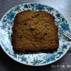 蒸しパンみたいなキャロットケーキ