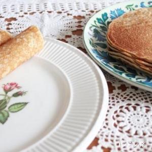 フワフワのホットケーキ