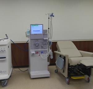 カパフル透析センターとアラモアナ透析センターの比較