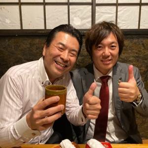 熊本での会食