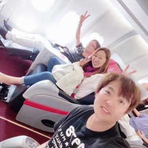 ランカウイ→クアラルンプール→東京