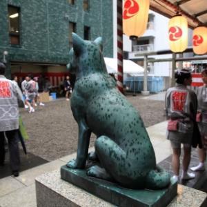 【犬狼物語 其の三百九十五】 東京都渋谷区 宮益御嶽神社の例大祭