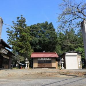【犬狼物語 其の三百九十六】 群馬県太田市 石原賀茂神社の「救命犬」再訪