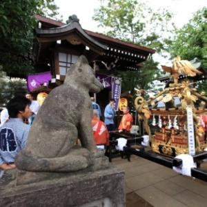 【犬狼物語 其の三百九十七】東京都世田谷区 砧・三峯神社の例大祭