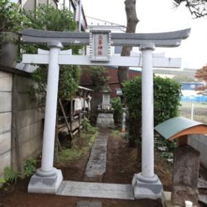 【犬狼物語 其の三百九十八】 東京都世田谷区 上用賀・三峯神社