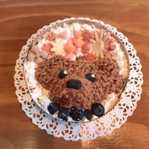 テン様ケーキ