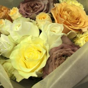 やっと届いた Stay Home Roses コロナ支援 ♡薔薇いっぱい♡
