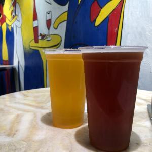まず、クラフトビールから…美味しい時間 連休2日目