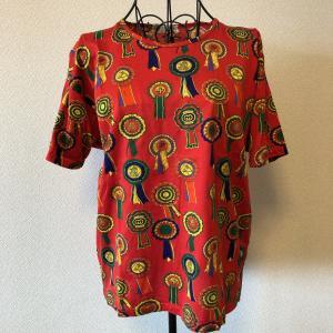 売れたTシャツ 久しぶりの梱包出荷 フリマアプリ