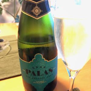 シャルキュトリー盛りワンプレート、塩麴チキングリル 泡&白ワイン