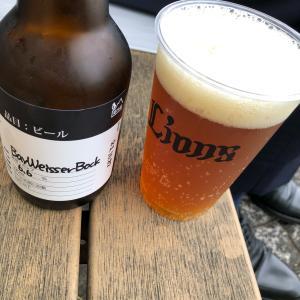 アペロで楽しんだビール飲み比べ 5種類
