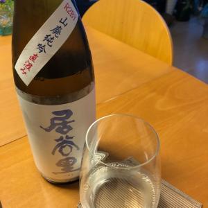 山廃なのに… 大満足の日本酒晩ごはん