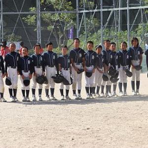 2019.09.16 広島市長カップ争奪少年野球選手権大会(1日目)