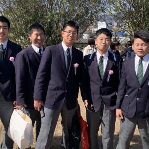 2020.03.12 39期生 中学校卒業式