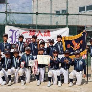 2019.07.15 SAKA若獅子旗争奪少年野球大会