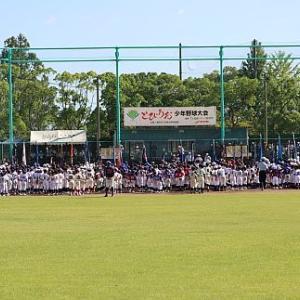 2019.08.12~15 とびうお少年野球大会