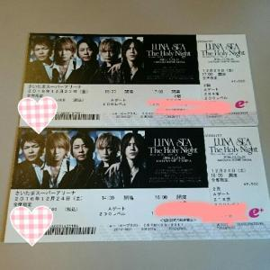 2016/12/23LUNASEA The Holy Night-Beyond the limit-@さいたまスーパーアリーナ