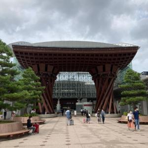 金沢福井の旅1
