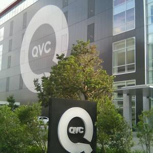 久しぶりのQVC
