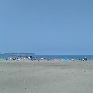 やっぱり海ーーー!!